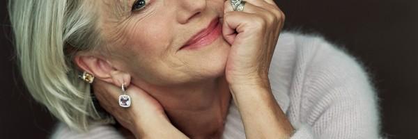 Épp olyan szép a színésznő, mint negyven éve!