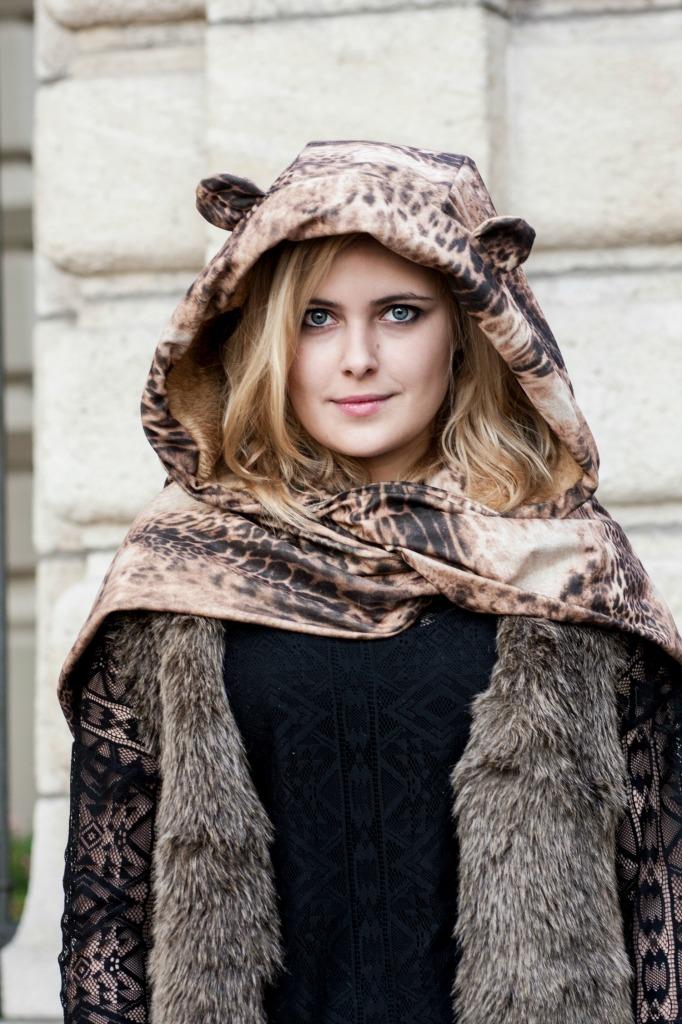 wildcathood by Kozma Rita