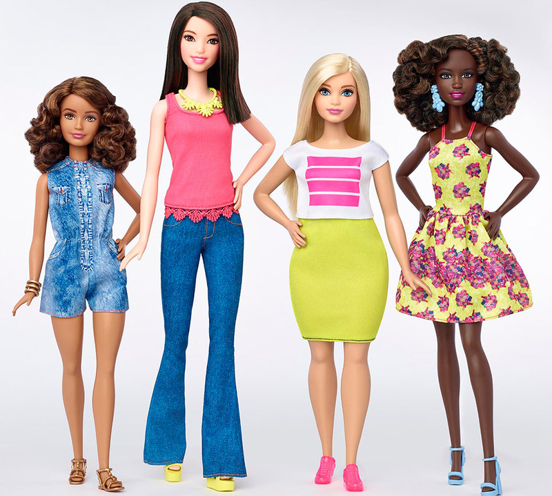 Éljen! Itt az igazi nőről mintázott Barbie!