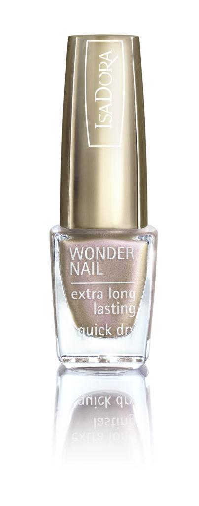 Isadora; Nails; Nailpolish; Gold; Pink; 220WonderNailWideBrush; 220 Wonder Nail Wide Brush; GoldenEdition; Golden Edition; goldcap; gold cap; 542VintageGold; 542 Vintage Gold; 220542; 7317852205426; BohoBaroque16