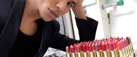 Wow! A L'Oréalnak tervez a Balmain és hamarosan beszerezhetjük!